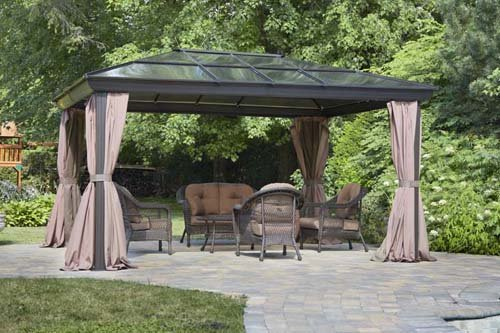 Our Review Of The Best 7 Hardtop Gazebos