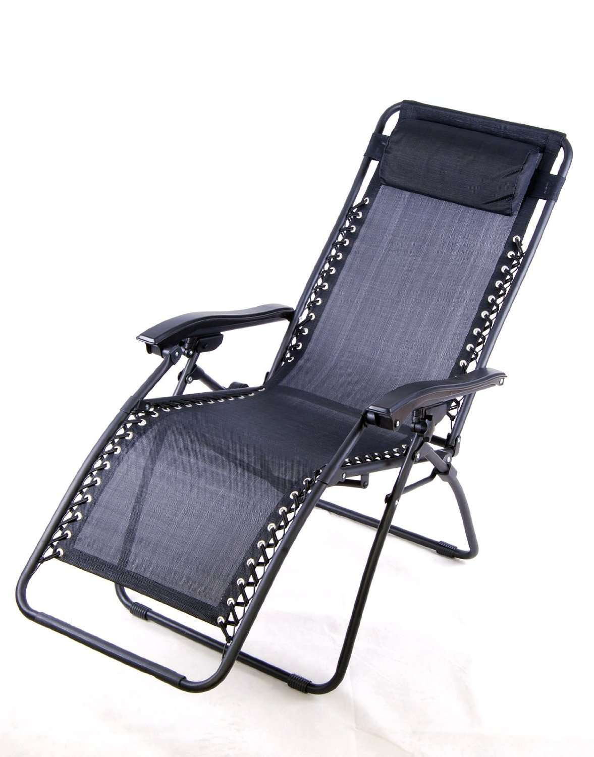 Outsunny Zero Gravity Recliner Lounge Patio Pool Chair  sc 1 st  Backyard Design And Party Planning : folding recliner lawn chair - islam-shia.org