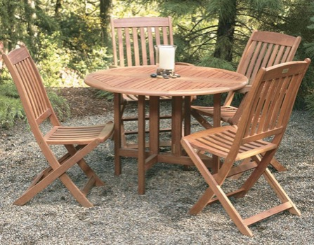 eucalyptus patio furniture affordable sustainable