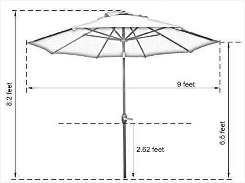 Beau #1 U2013 Size Of Umbrella