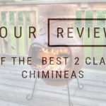 Our Review of the Best 2 Clay Chimineas