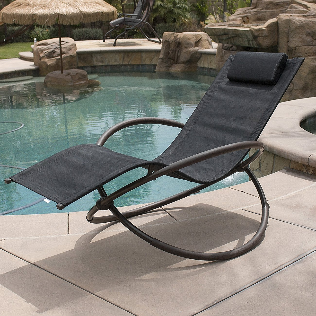belleze-zero-gravity-orbital-lounger-rocking-chair-outdoor- & Our Review of the 10 Best Outdoor Zero Gravity Recliners