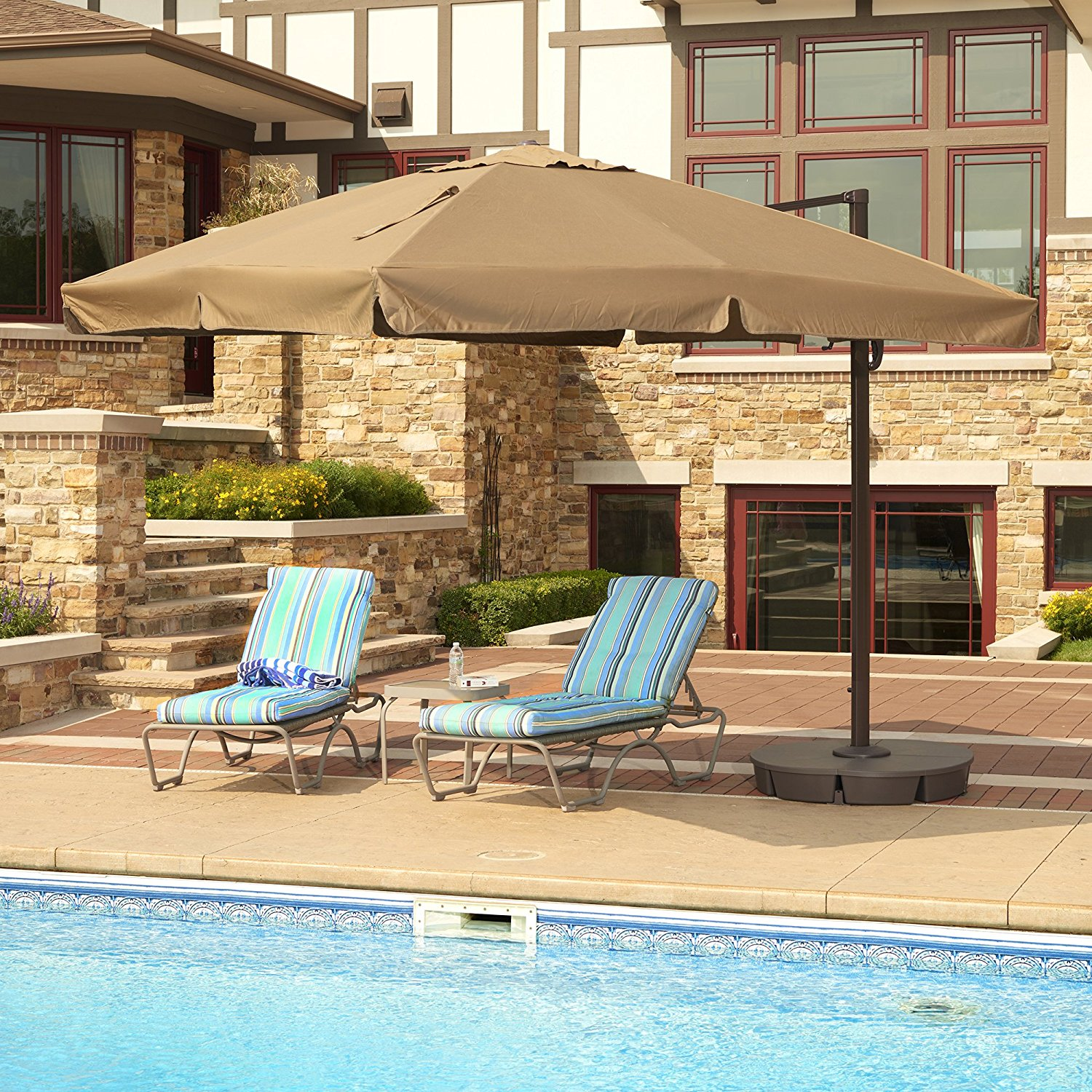 Our Review The 10 Best Patio Umbrellas