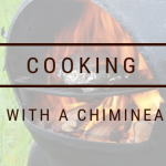 Cooking With A Chiminea