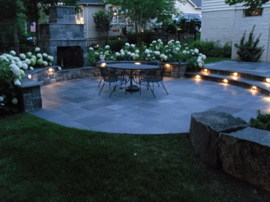 Best Slate Patio Design Ideas