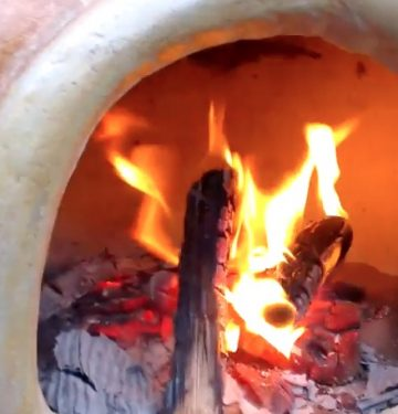 chiminea-curing