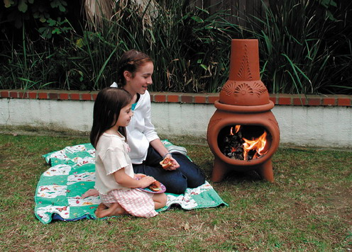 clay-chiminea-care-and-maintenance