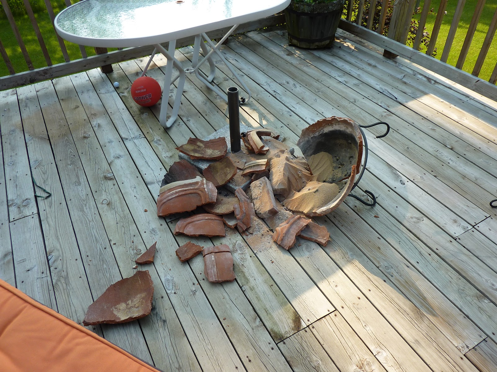 Fire Clay At Home : Chiminea care maintenance guide