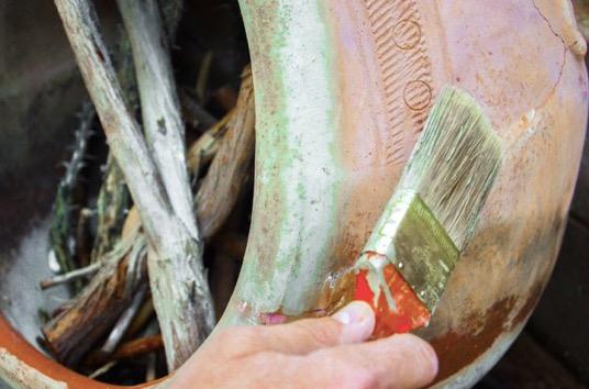 repair-clay-chiminea