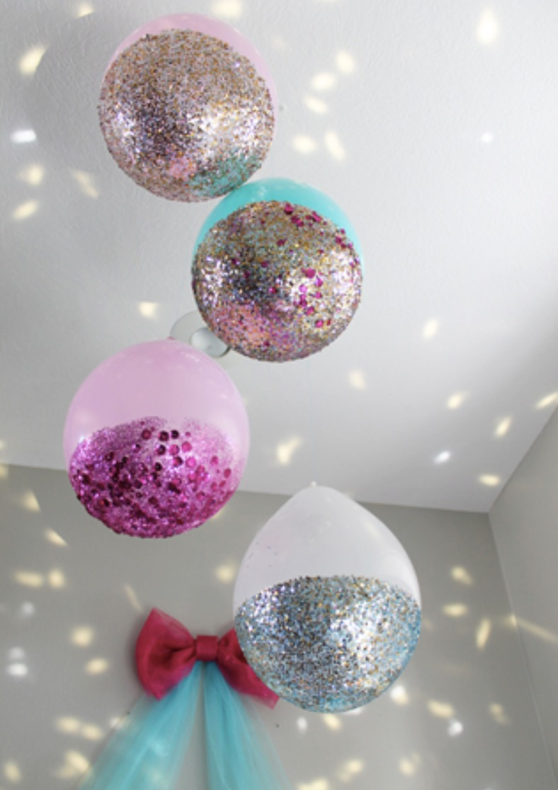 Disco Decorations Diy