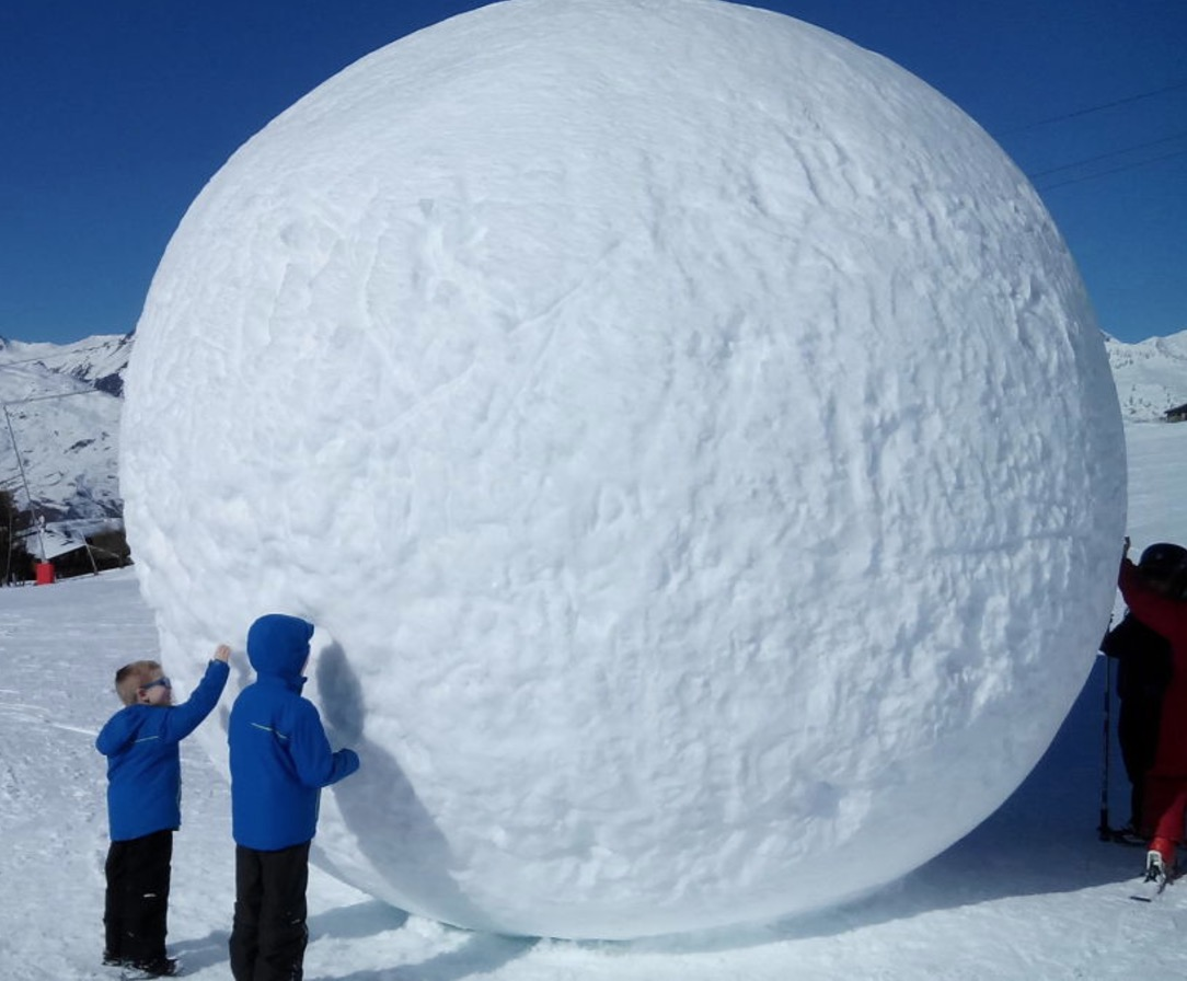 How To Roll The Hugest Snowball Possible Your Essential Guide