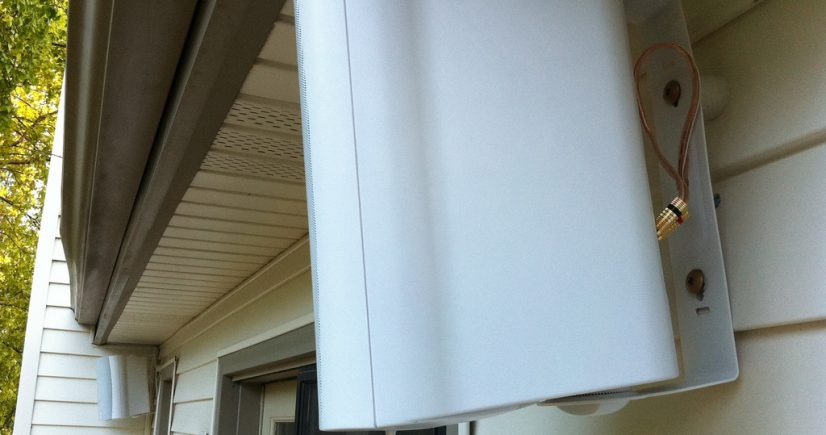 How To Mount Speakers Vinyl Siding