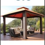 STC Seville Gazebo Review