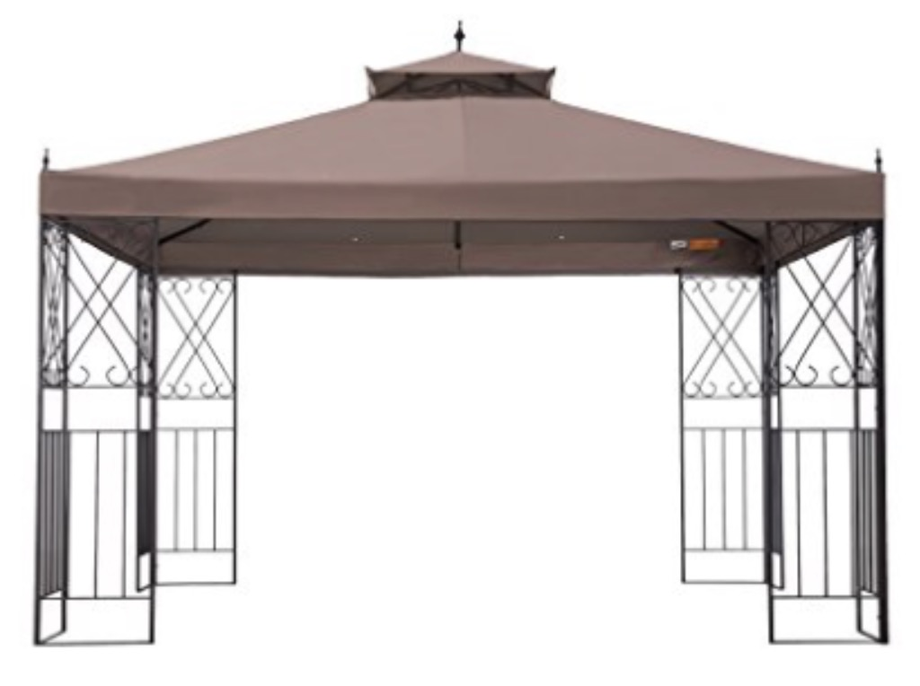sunjoy parlay gazebo review