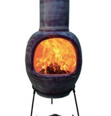 Gardeco Purple Chiminea review