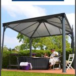 Palram Palermo 3000 Gazebo Review