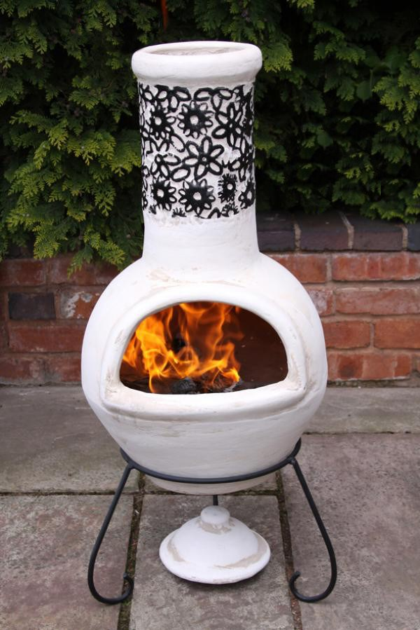 Merveilleux Savvysurf_co_uk Clay Chiminea