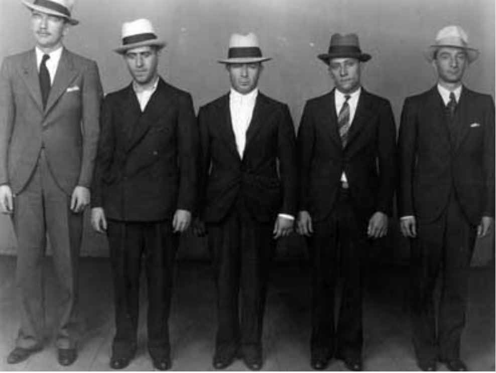 20's gangsters