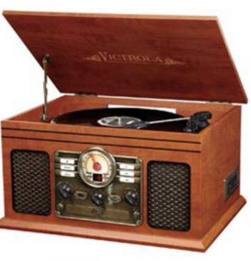 Victrola Bluetooth Turntable with CD Player Review
