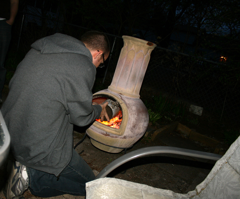 Firepit And Chiminea Fire Extinguishing Tips