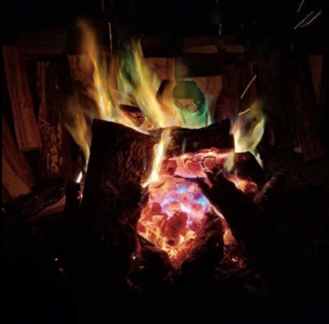 Mystical Fire Campfire Colorant Review
