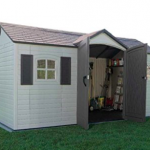 Lifetime 6446 Shed Review