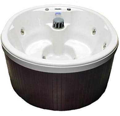 Hudson Bay Spas Outdoor Hot Tub Review