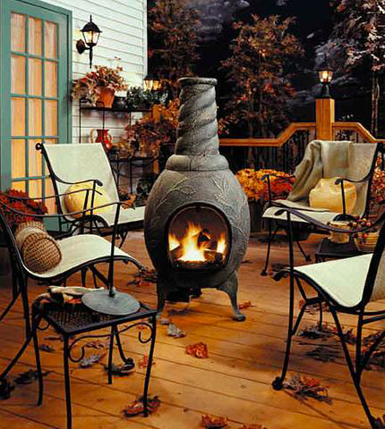 How To Winterize A Chiminea