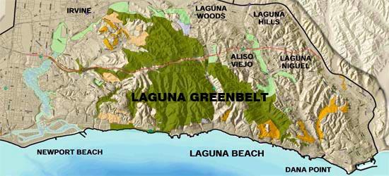 laguna greenbelt