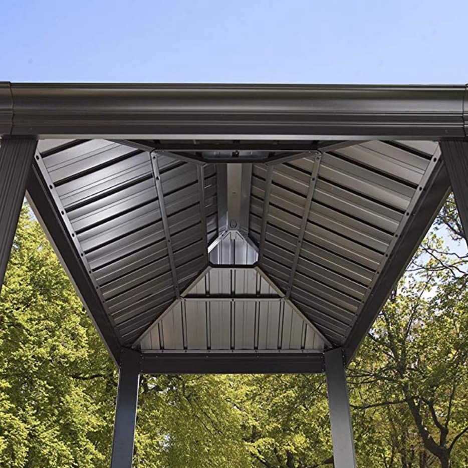 Messina BBQ Shelter