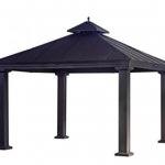 We Review The 5 Best Sunjoy Gazebos – Hard and Soft Top