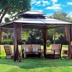 We Review The Best Sojag Gazebos – Top 5 Hard Top