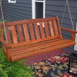 We Review the Best Amish-Made Porch Swings