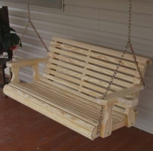 We Review The Best Amish Made Porch Swings