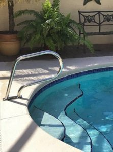 We Review The Best Hot Tub Handrails