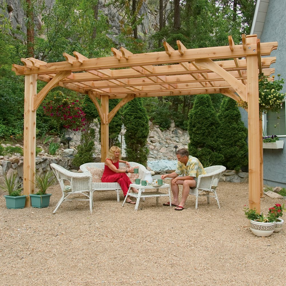 - What Is A Pergola And What Is It Used For?