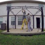 How to Set Up a Gazebo on Grass, Concrete, or Pavers