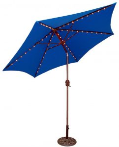 We Have Made Sure To Include Umbrellas That Are Wind  And Fade Resistant;  Weu0027ve Even Listed Umbrellas With Built In Lighting For A Full Summer Patio  Party ...