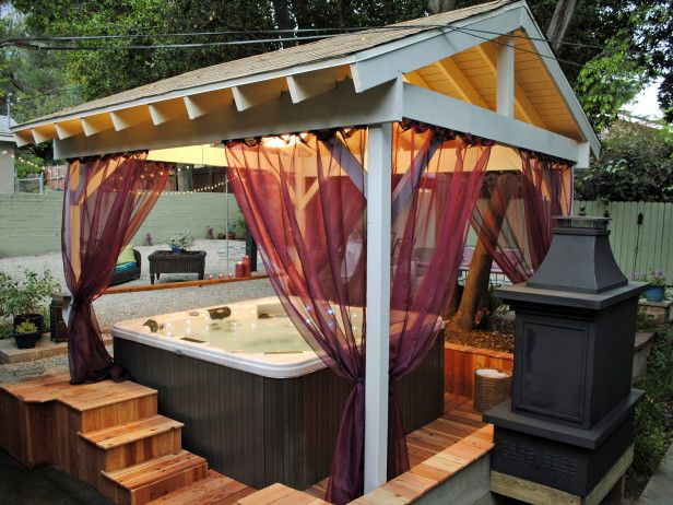 Hudson Bay Spas Outdoor Hot Tub Review 2 4 5 6 Person