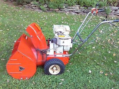 Vintage and Antique Snow Blower Gallery | Heroes of Snow Removal