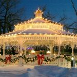 Your Guide to Decorating Your Gazebo For Christmas