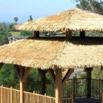 Tiki Hut Building Materials – An Overview