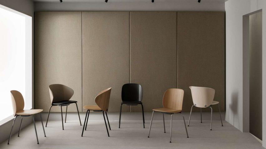 Foersom & Hiort-Lorenzen chairs