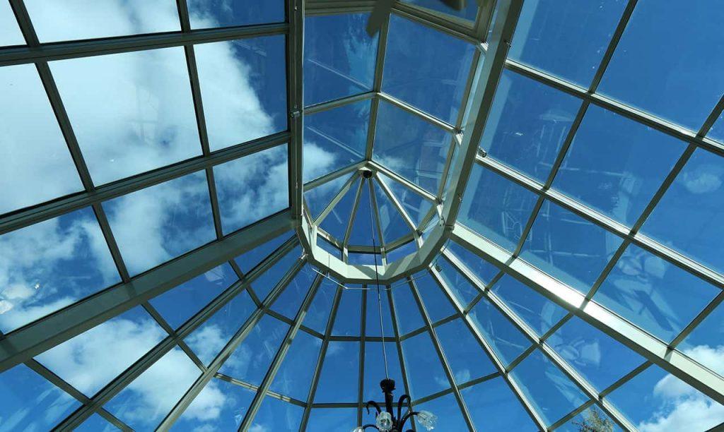 solarium roof